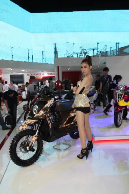 New models galore at Thai Motor Show