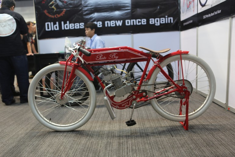 The Pinto Board Racer is both gorgeous and a prime axampel of the growing momentum of Thai...