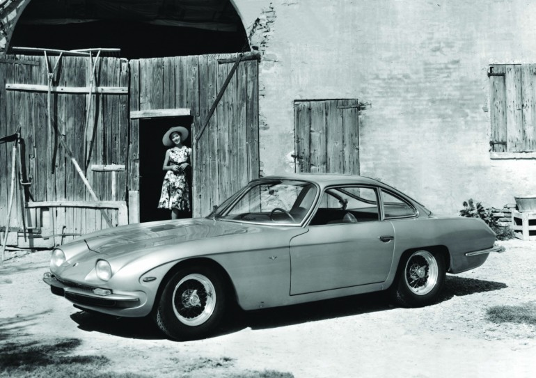 350 GT (successor to the GTV / 1964 – 1966) featured a 3.5 litre V12 engine capable of 320...