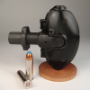 Single-shot, thumb-operated Palm Pistol set for 2011 release