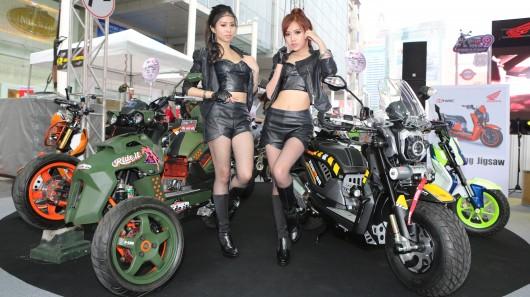 Honda Thailand's Mo'cye Design Challenge (Photo: Husna Namirembe/Gizmag)