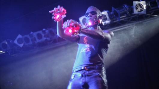 Digital music artist and inventor Onyx Ashanti has crea
