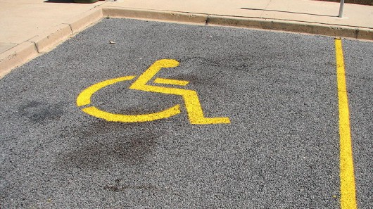 New Zealand's Car Parking Technologies has developed a system that detects when a non-disa...
