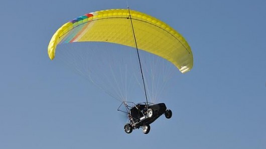 I-TEC's Maverick flying car