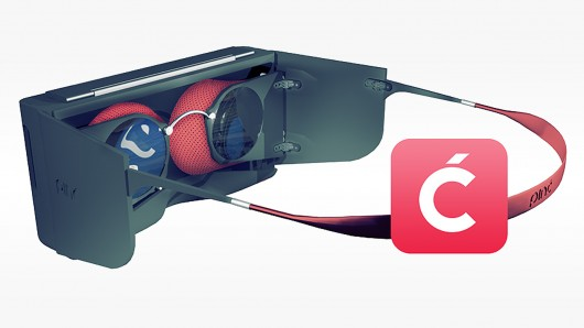 Unlike other VR headsets, Pinć is designed for tasks like shopping, social media and watch...