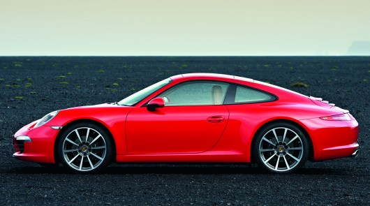 The latest incarnation of the Porsche 911 Carrera will be seen for the first time at the F...