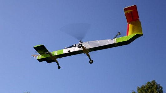 StopRotor Technology's Hybrid RotorWing technology allows for in-flight transition from fi...