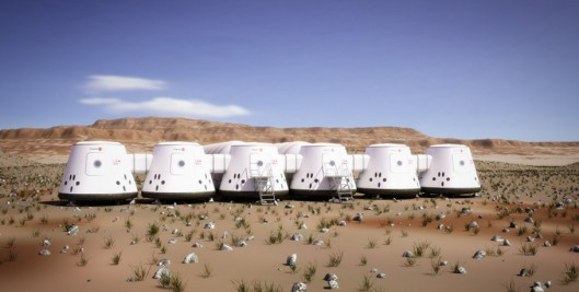 The candidates will be tested on a replica of their living quarters, and they will only be...